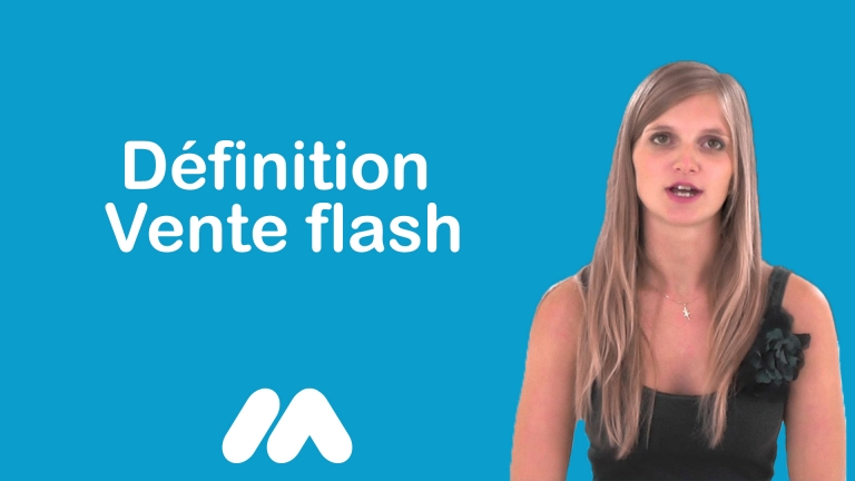 Définition Vente flash