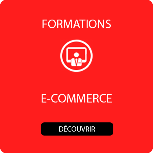 Formations : E-COMMERCE