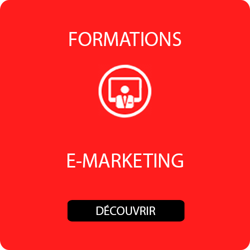 Formations : E-MARKETING