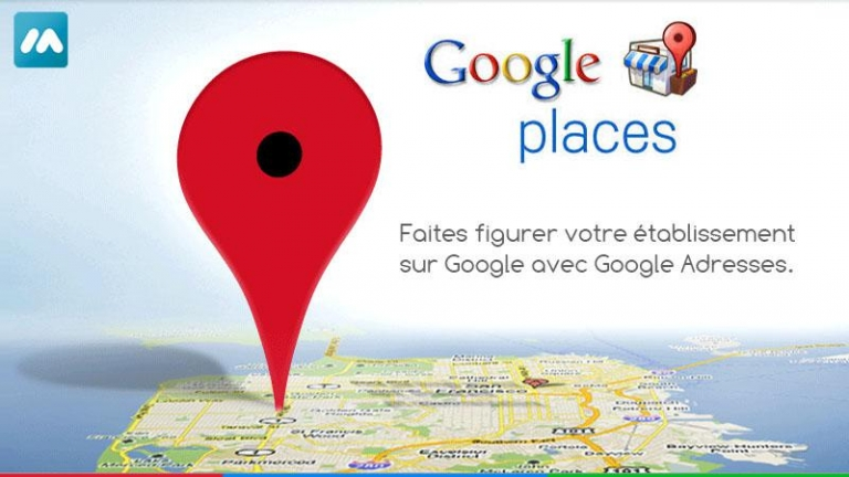 Formation – Google Adresses / Local Business Center