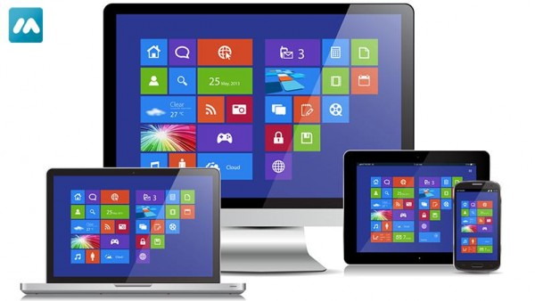Formation – Windows 8