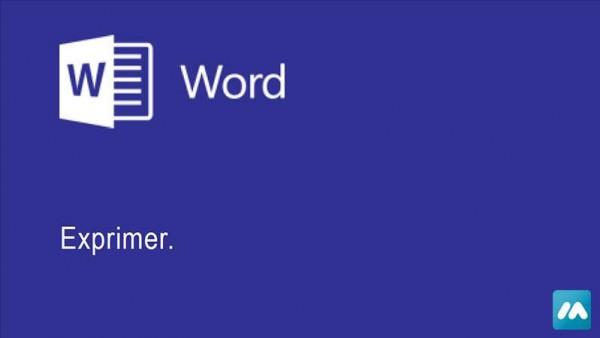 Formation – Word (Initiation)
