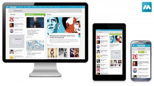 Peu de sites e-commerce orientés B2C utilisent le Responsive Design
