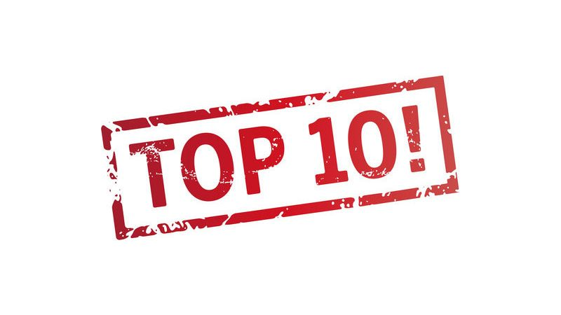 Le top 10 mondial des e-commerçants !