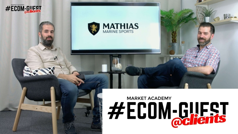 #ECOMGUEST – Mathias Marine Sport