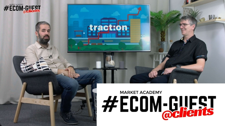 #ECOMGUEST : Market Academy & Traction