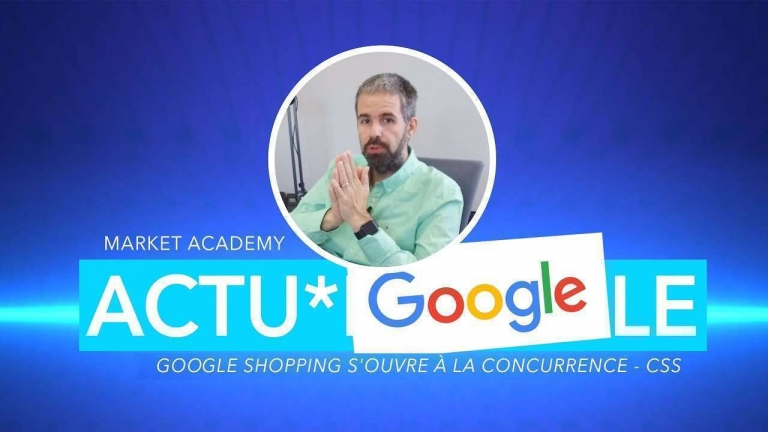 Google shopping s'ouvre à la concurrence – CSS