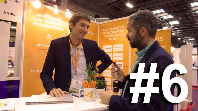 ParisRetailWeek : Episode 6 : Skello & Armis