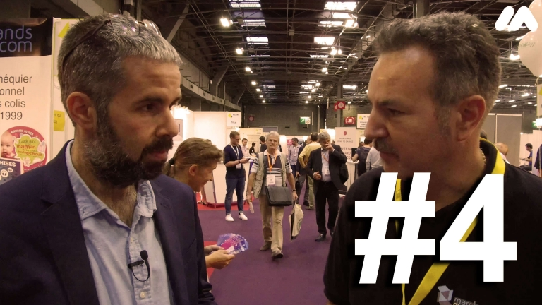 ParisRetailWeek : Episode 4 : MarchandsDuWeb & Cherry Checkout