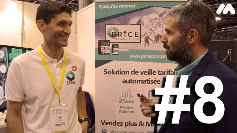 ParisRetailWeek : Episode 8 : Price Comparator & Wiissle