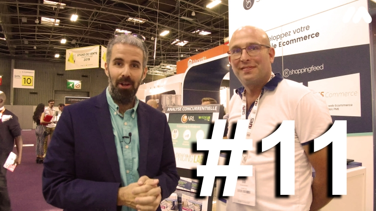 Paris Retail Week : Episode 11 :  Smart Price & Netgobox
