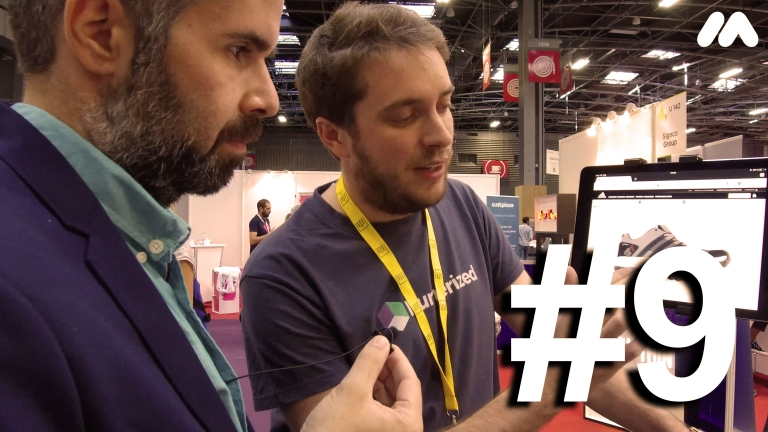 Paris Retail Week : Episode 9 : Numerized & Beyable