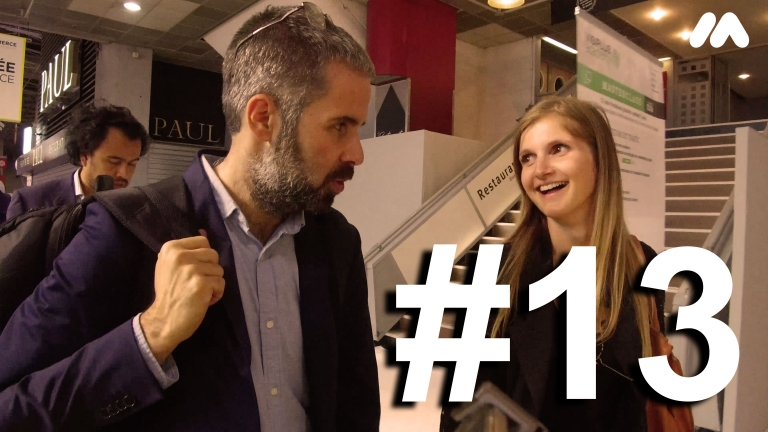 ParisRetailWeek : Episode 13 : Fin du salon