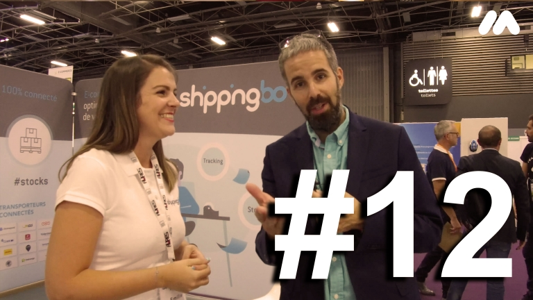 ParisRetailWeek : Episode 12 : Pack-e & ShippinBo