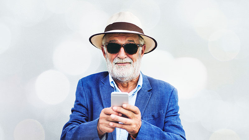 Comment cibler les Seniors en marketing digital