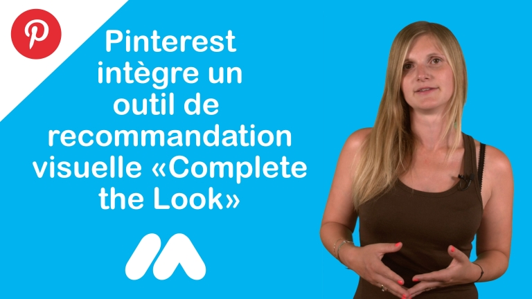 Pinterest « Complete the Look »