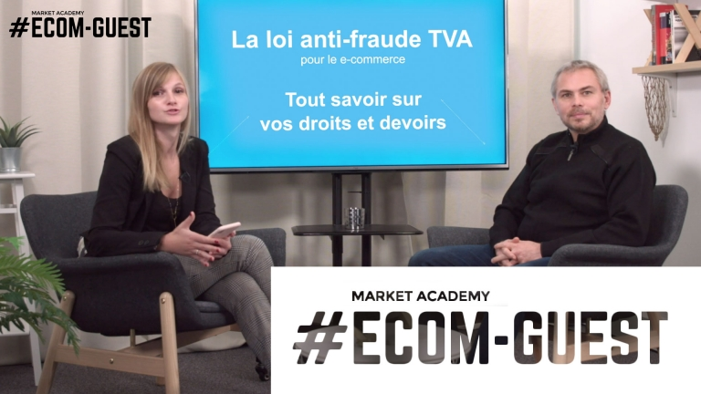 #ECOMGUEST : La loi anti-fraude à la TVA