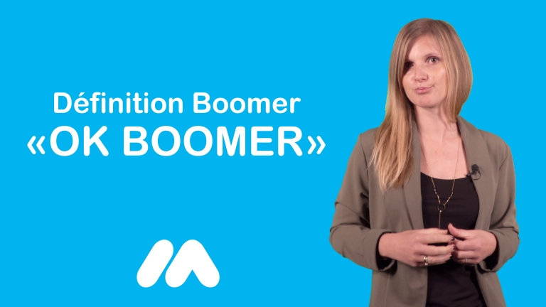 Définition Boomer et Ok Boomer